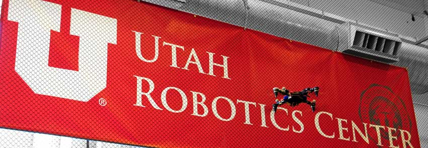 Large Robotics Lab, Utah Robotics Center