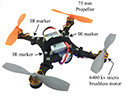 Repetitive Control Design and Implementation for Periodic Motion Tracking in Aerial Vehicles