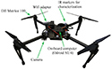 Position and Linear Velocity Estimation for Position-Based Visual Servo Control of an Aerial Robot in GPS-Denied Environments
