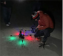 Autonomous Light Assessment Drone for Dark Skies Studies