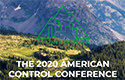 The American Control Conference [Conference report]